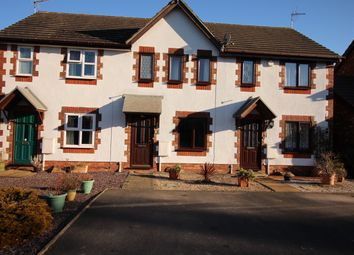 Thumbnail 2 bed terraced house to rent in Oakden Close, Bramshall