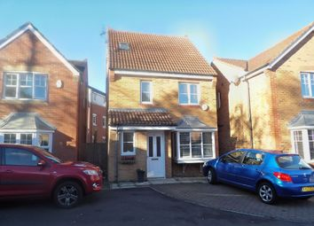 Thumbnail 4 bed detached house for sale in Strathmore Gardens, South Shields