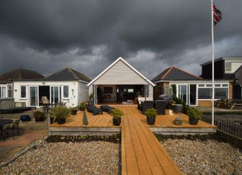 Thumbnail 2 bed detached house for sale in Coast Road, Pevensey Bay, Pevensey
