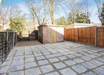 Thumbnail 3 bed flat to rent in Churchfield Avenue, London
