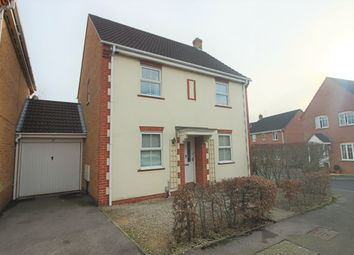 Thumbnail 3 bedroom detached house to rent in Moneyer Road, Andover, Hampshire