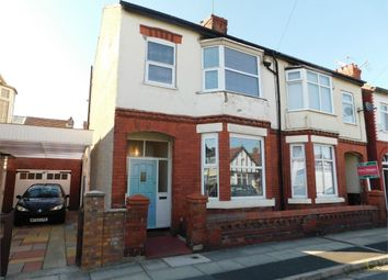 Thumbnail 3 bed semi-detached house to rent in Sunnyside Road, Liverpool, Merseyside