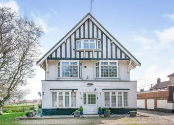 Thumbnail 2 bedroom flat for sale in High Street, Mundesley, Norwich