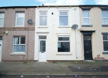 Thumbnail 2 bedroom terraced house for sale in Crossland Road, Blackpool, Lancashire