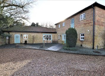 Thumbnail 3 bed detached house for sale in The Courtyard, Stainfield, Market Rasen