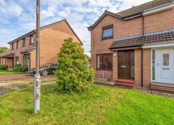 Thumbnail 2 bed semi-detached house for sale in 190 Glenbuck Avenue, Robroyston