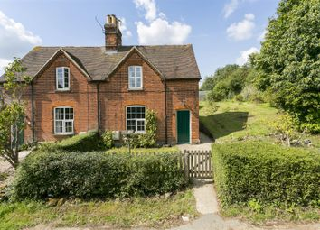 Thumbnail 3 bed semi-detached house for sale in East Sutton Hill, East Sutton, Maidstone
