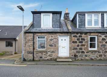 Thumbnail 1 bed end terrace house for sale in Cowgate, Oldmeldrum, Inverurie, Aberdeenshire