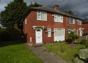 Thumbnail 4 bed semi-detached house for sale in Wellington Street, Audenshaw, Manchester