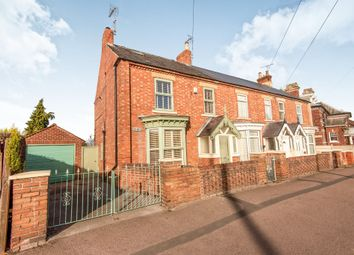Thumbnail 3 bedroom end terrace house for sale in Forest Road, New Ollerton, Newark