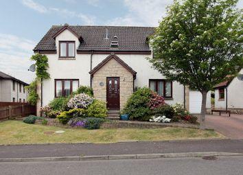 Thumbnail 4 bed detached house for sale in Rowan Lea, Kelty, Fife
