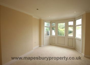 Thumbnail 4 bedroom semi-detached house to rent in Girton Avenue, Kingsbury