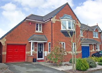 Thumbnail 4 bed detached house to rent in Well Oak Park, Exeter