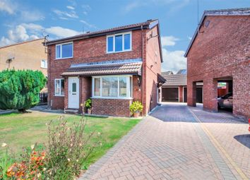Thumbnail 2 bed semi-detached house for sale in Bracken Road, Driffield