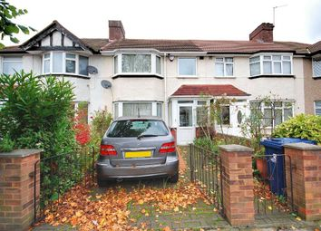 Thumbnail 3 bed terraced house for sale in Fraser Road, Perivale, Greenford