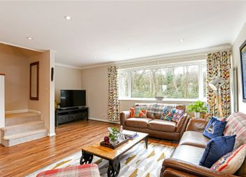 Thumbnail 3 bed terraced house for sale in High Point, Weybridge, Surrey