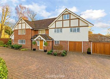 Thumbnail 6 bed detached house for sale in Redbourn Lane, Harpenden, Hertfordshire