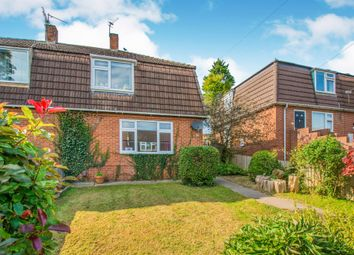 Thumbnail 3 bed semi-detached house for sale in Pardoe Crescent, Barry