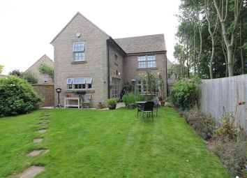 Thumbnail 4 bedroom detached house for sale in Short Close, Warmington, Peterborough