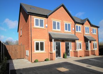 Thumbnail 3 bed mews house for sale in Nursery Fold, Nel Pan Lane, Leigh