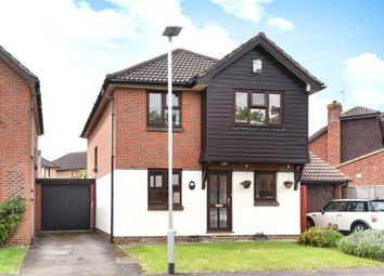 Thumbnail 4 bed detached house to rent in Medway Close, Wokingham, Berkshire
