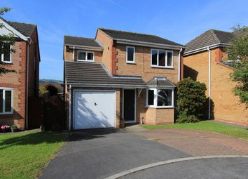 3 bed detached house for sale in Arkwright Close, Darley Dale DE4