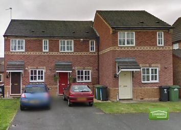 Thumbnail 2 bed terraced house for sale in Astbury Close, Bloxwich, Walsall