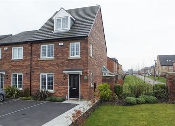 Thumbnail 4 bed semi-detached house for sale in Ashover Croft, Waverley