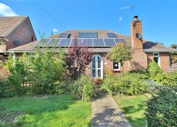 Thumbnail 3 bed bungalow for sale in Central Avenue, Findon Valley, Worthing, West Sussex