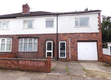 Thumbnail 5 bedroom semi-detached house for sale in Gainsborough Road, Knighton, Leicester, Leicestershire