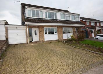 Thumbnail 3 bed semi-detached house for sale in Elm Tree Avenue, Kilburn, Belper, Derbyshire