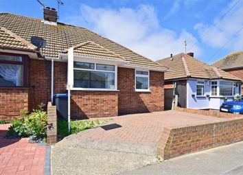 Thumbnail 3 bed semi-detached bungalow for sale in Pinewood Close, Ramsgate, Kent