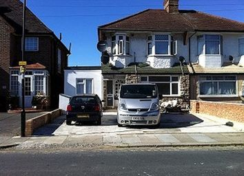 Thumbnail 1 bed flat to rent in Mitchell Road, London