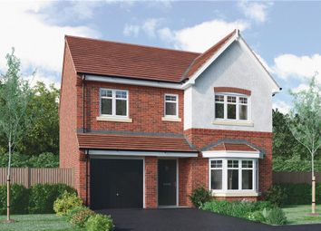 """Thumbnail 4 bed detached house for sale in """"Whitwell"""" at Edwin Close, Cawston, Rugby"""