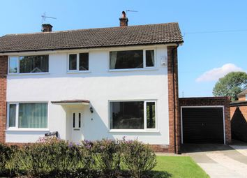 Thumbnail 3 bed semi-detached house for sale in Hallastone Road, Helsby, Cheshire