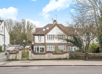 Thumbnail 4 bed semi-detached house for sale in Brighton Road, Purley, Surrey