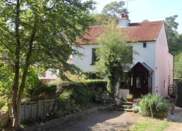 Thumbnail 2 bed cottage for sale in College Ride, Bagshot