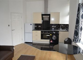 Thumbnail 2 bed flat to rent in St James Road, Stoneygate, Leicester