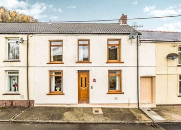 Thumbnail 3 bed terraced house for sale in Court Colman Street, Nantymoel, Bridgend