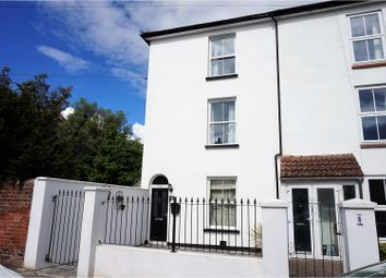 Thumbnail 4 bed town house for sale in Paget Road, Gosport