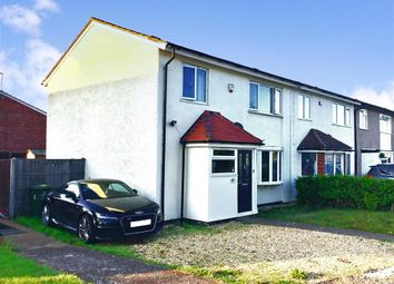 Thumbnail 3 bed end terrace house for sale in Lapwing Road, Wickford, Essex