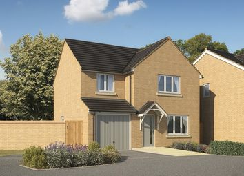 "Thumbnail 4 bed detached house for sale in ""The Roseberry "" at Bishops Hull Road, Bishops Hull, Taunton"