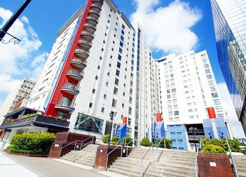 Thumbnail 3 bed flat to rent in Churchill Way, Cardiff