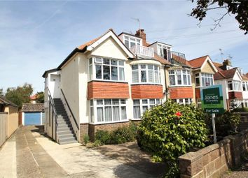 Thumbnail 3 bed maisonette for sale in Aglaia Road, West Worthing, West Sussex