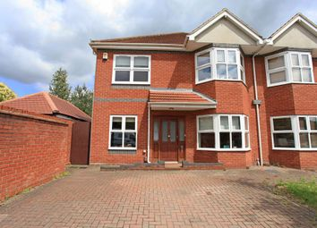Thumbnail 5 bed semi-detached house for sale in Charnwood Drive, South Woodford