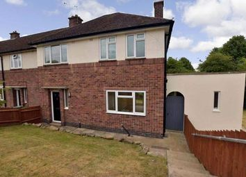Thumbnail 3 bed end terrace house for sale in Greedon Rise, Sileby, Loughborough, Leicestershire