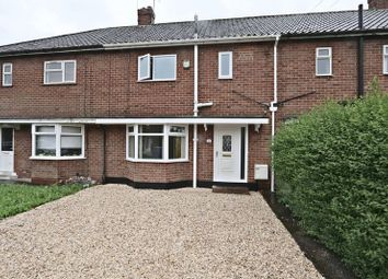 Thumbnail 3 bed terraced house for sale in Grangeside Avenue, Hull