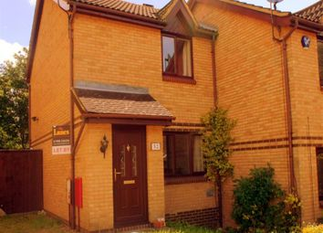 Thumbnail 2 bed property to rent in Westwood Close, Great Holm, Milton Keynes