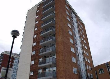 Thumbnail 2 bed flat for sale in Tower 3 Lakeside Rise, Blackley, Manchester