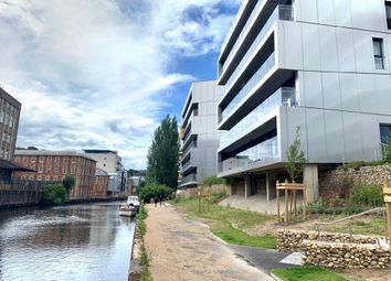 Thumbnail 1 bed flat to rent in Geoffrey Watling Way, Norwich